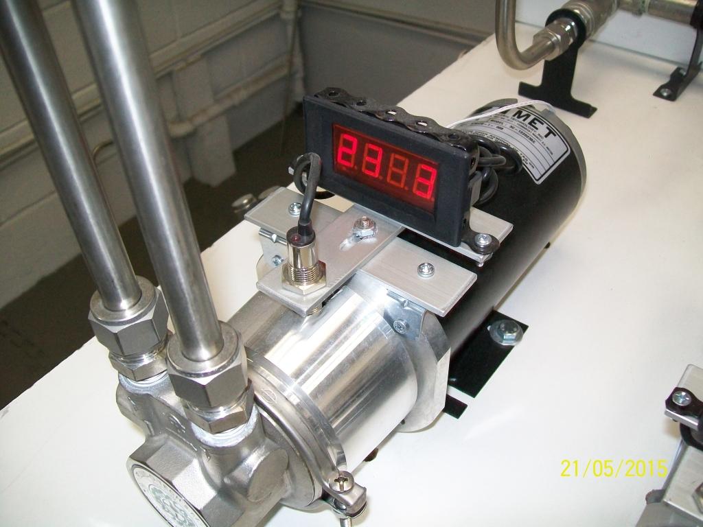 Dc Hydraulic Pump Motors Met Motors