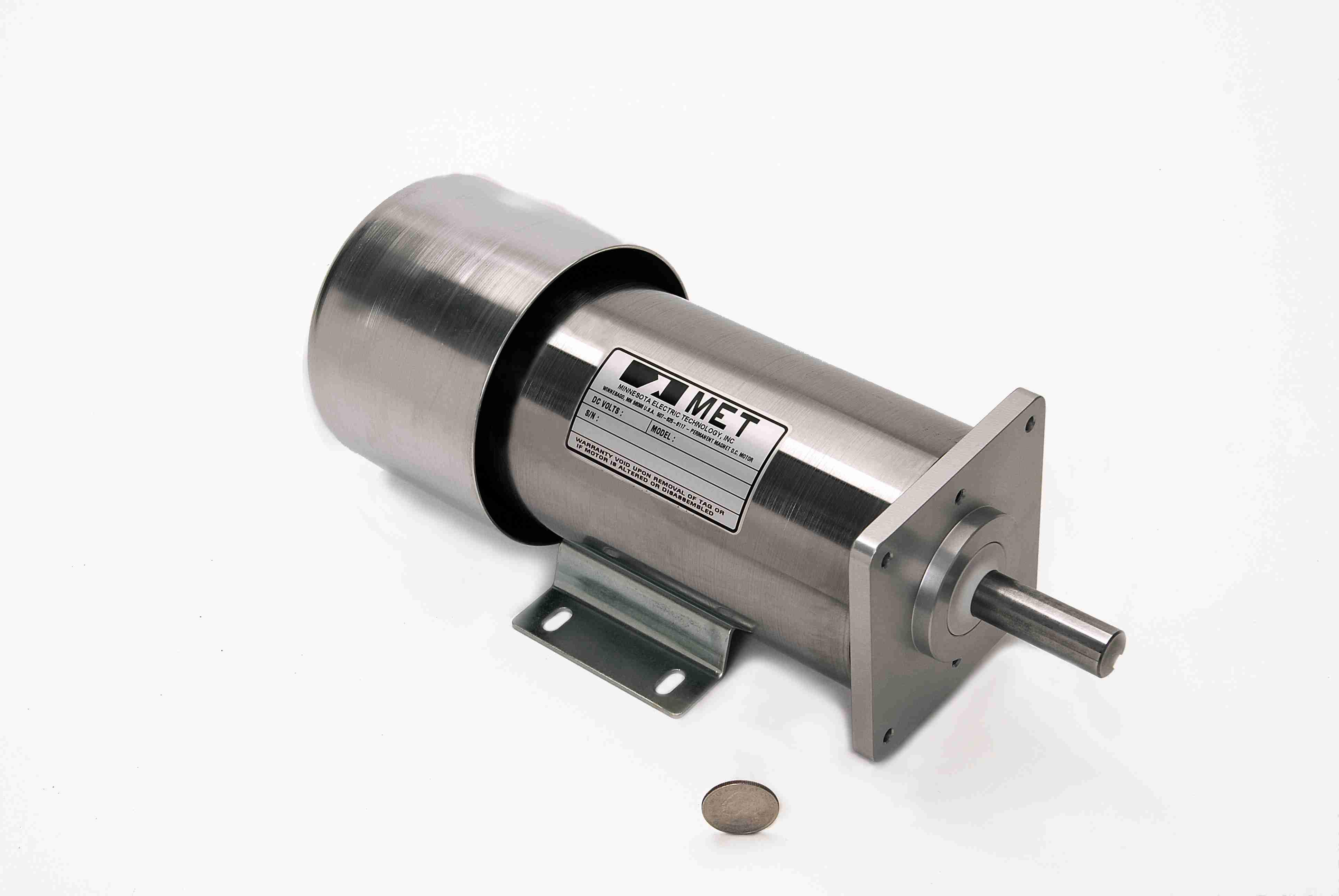 Permanent Magnet Motor >> 24 Volt Dc Motors Wisconsin & Minnesota | Met Motors